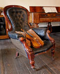 Chair and Violin