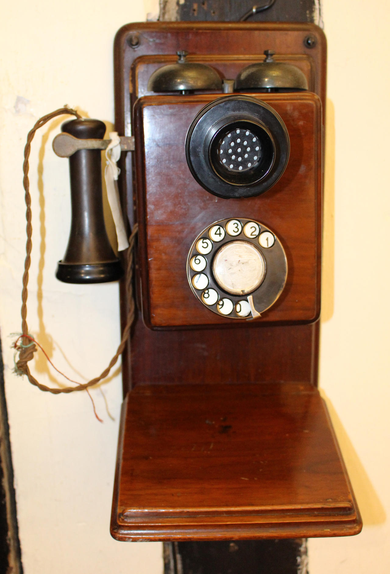 Old Fashioned Phone 1