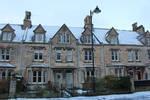 Victorian Terrace in Snow 03