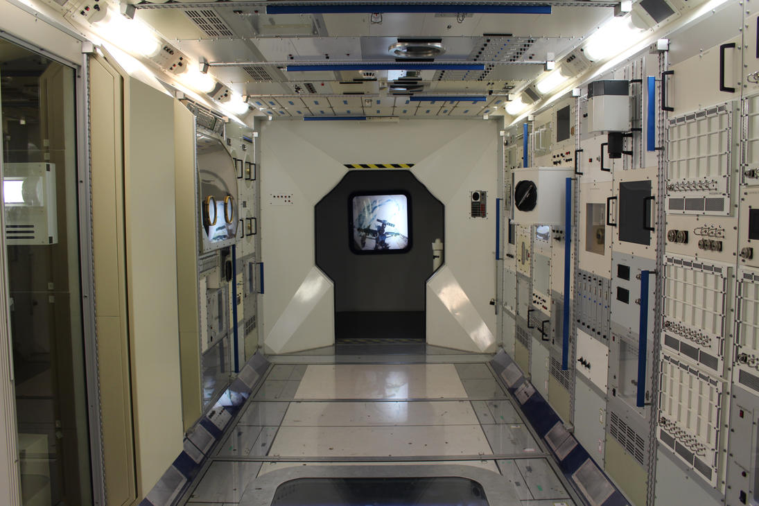 space station 5 2001 interior - photo #49