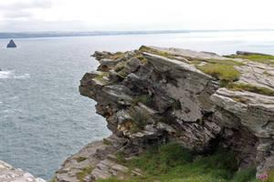 Rugged Coastline 16 - Clifftop by fuguestock