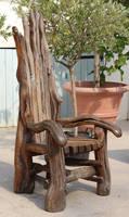 Wooden Throne 2