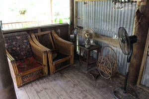 Traditional Malay House - 07 (Interior) by fuguestock