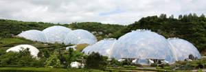 Eden Project Hab Zones 2 by fuguestock
