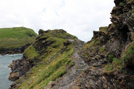 Rugged Coastline 04 - Path