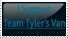 Team Tyler's Van stamp by DarkMoonLily