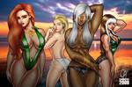 X-Women Swimsuit Edition