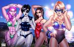X-Women Swimsuit Edition 3