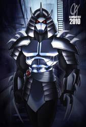 Shredder by Cahnartist