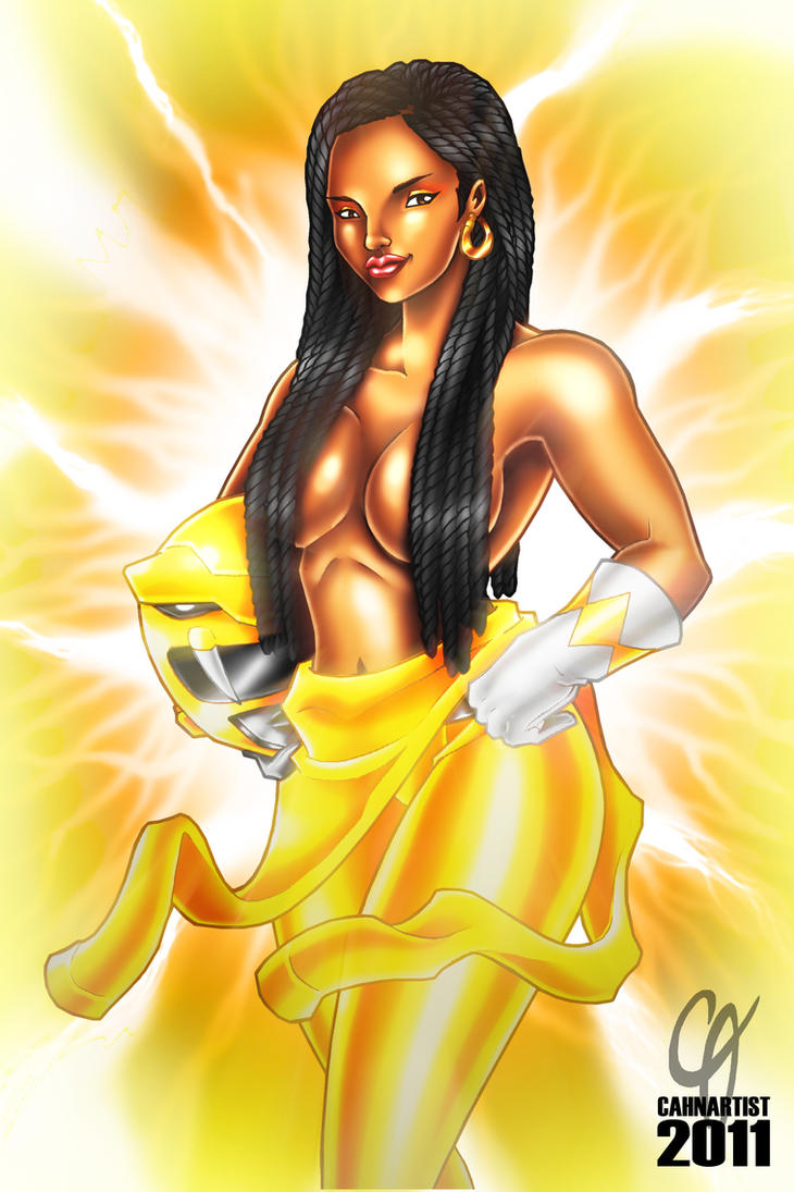 aisha yellow ranger