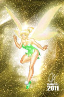 Tinkerbell by Cahnartist