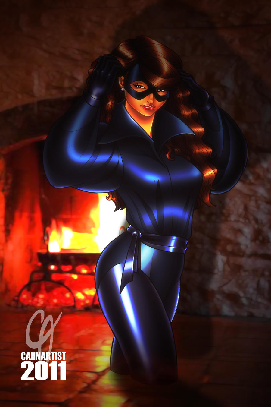 Classic Shadowcat by Cahnartist