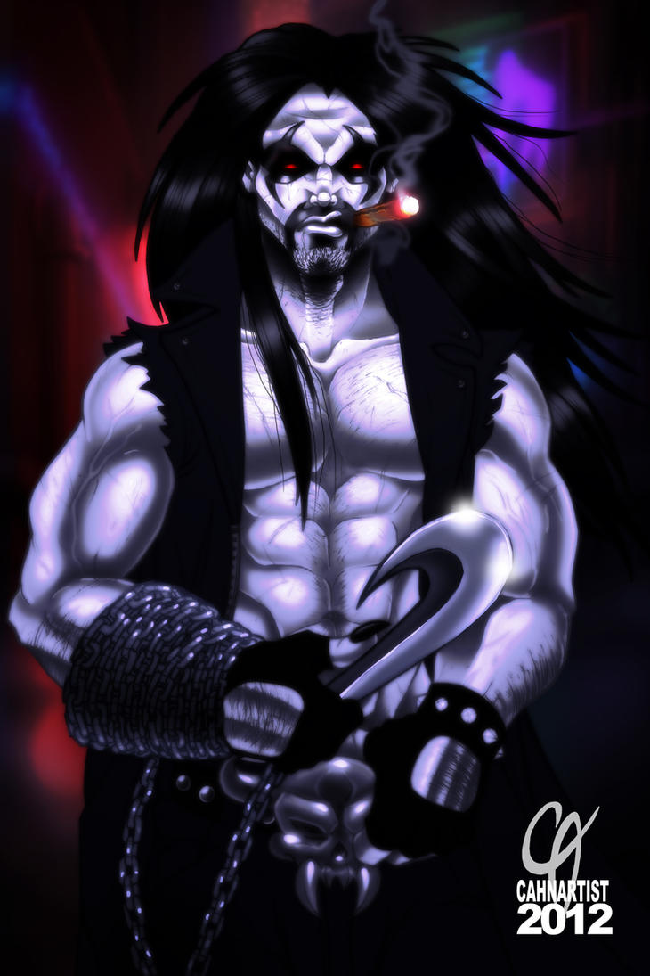 Lobo by Cahnartist