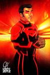 New 52 Superboy