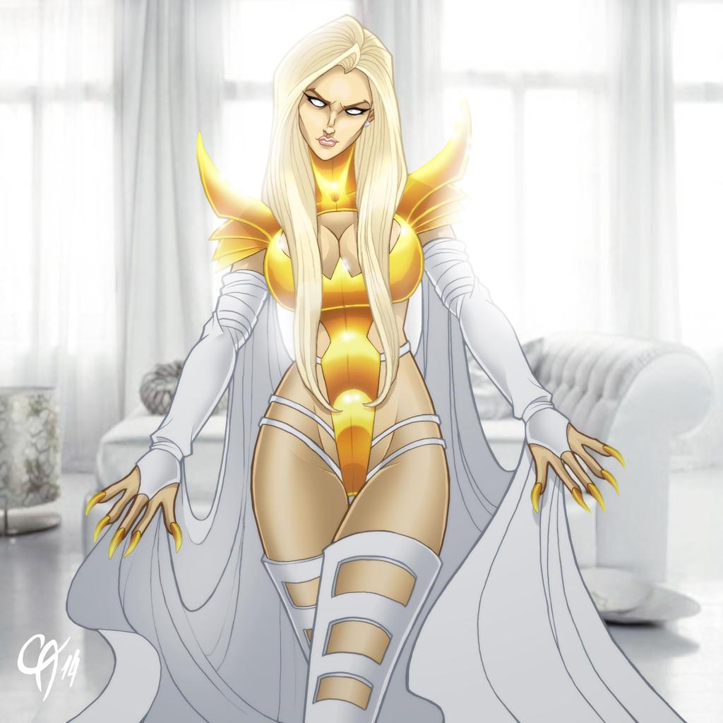 Phoenix Queen by Cahnartist