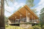 3D Forest House by JeSSanchez