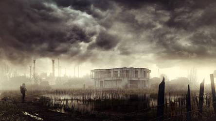 Nuclear Warfare I by JeSSanchez