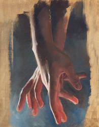 Hands Oil study