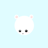 Danny, the polar bear by nikinha