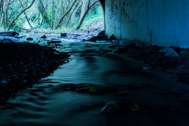 slow shutter stream by mjsphotographyy