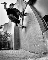 Zeb - Wallride Fakie by SnoopDong