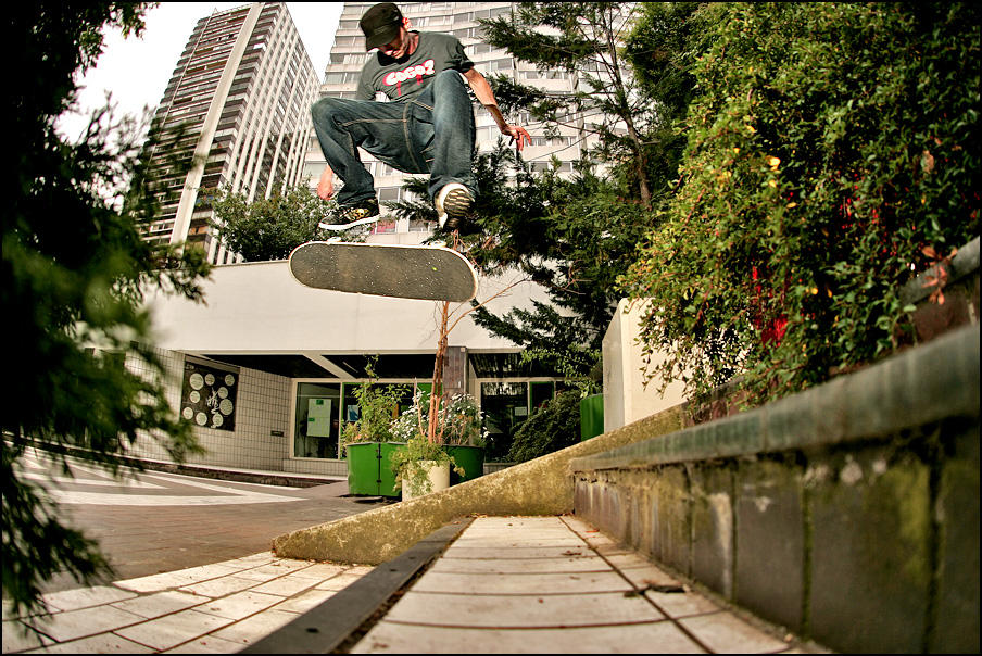 Franck - Switch Flip by SnoopDong