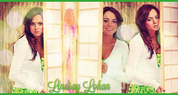 Lindsay Lohan Blend by EilaChan