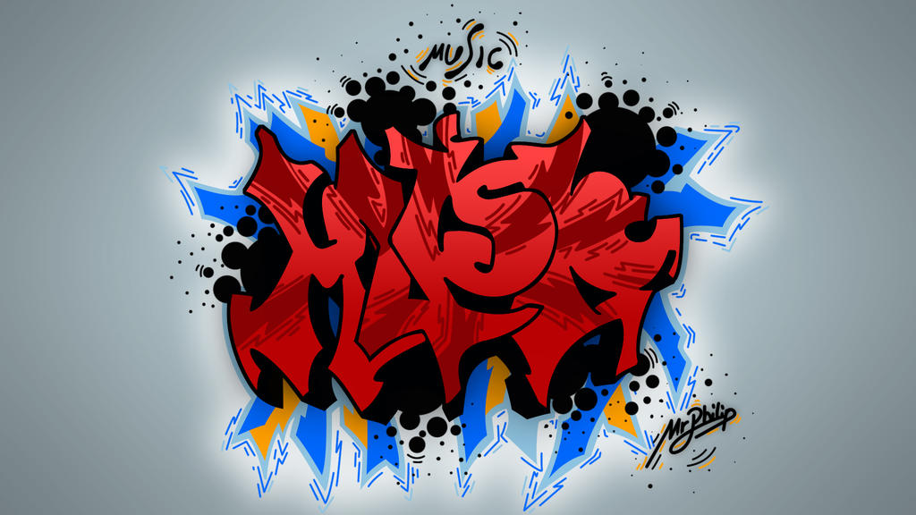 Music graffiti hd by mrphilip201 on deviantart music graffiti hd by mrphilip201 voltagebd Image collections