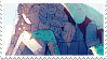 Gem Temple stamp by P0ddo