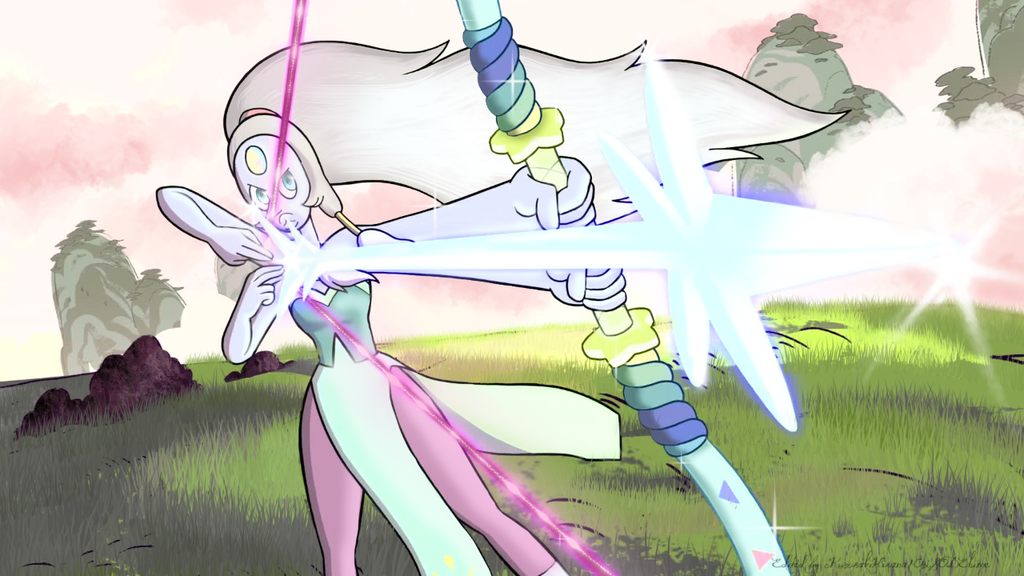 Remastered - Opal of Steven Universe by OriSODEhime on ...