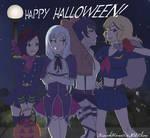 RWBY - Happy Halloween!