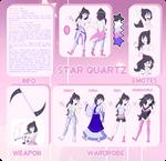 Star Quartz Mega-Ref Sheet