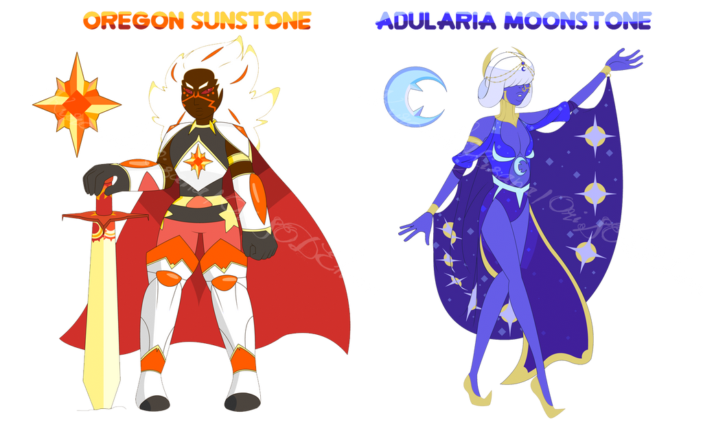 Paypal Gem Auction Sunstonemoonstone Closed By Orisodehime On