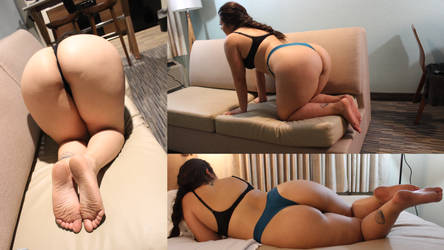 Slim Thick Asian by TOOFARBOUND