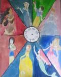 Princesses Through time ~