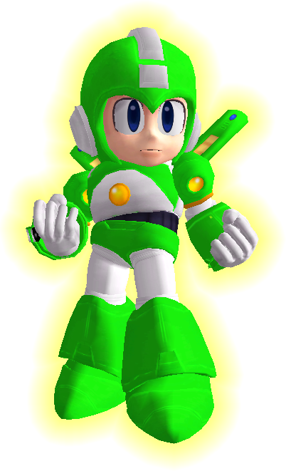 image Super mega man solution turns out to be the perfect formula