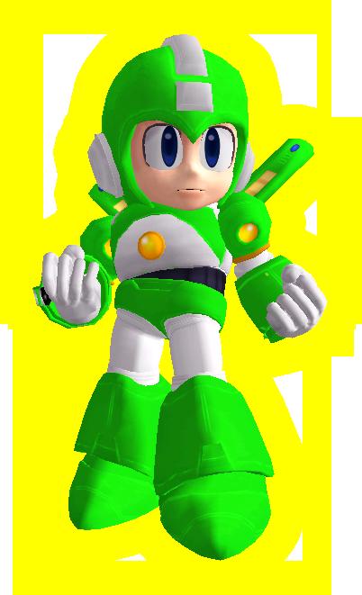 Mega man ssb4 the image kid has it for Palazzi super mega