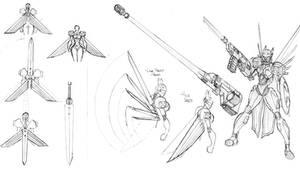 Mechion 1 designs