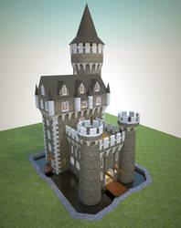Castle Keystone