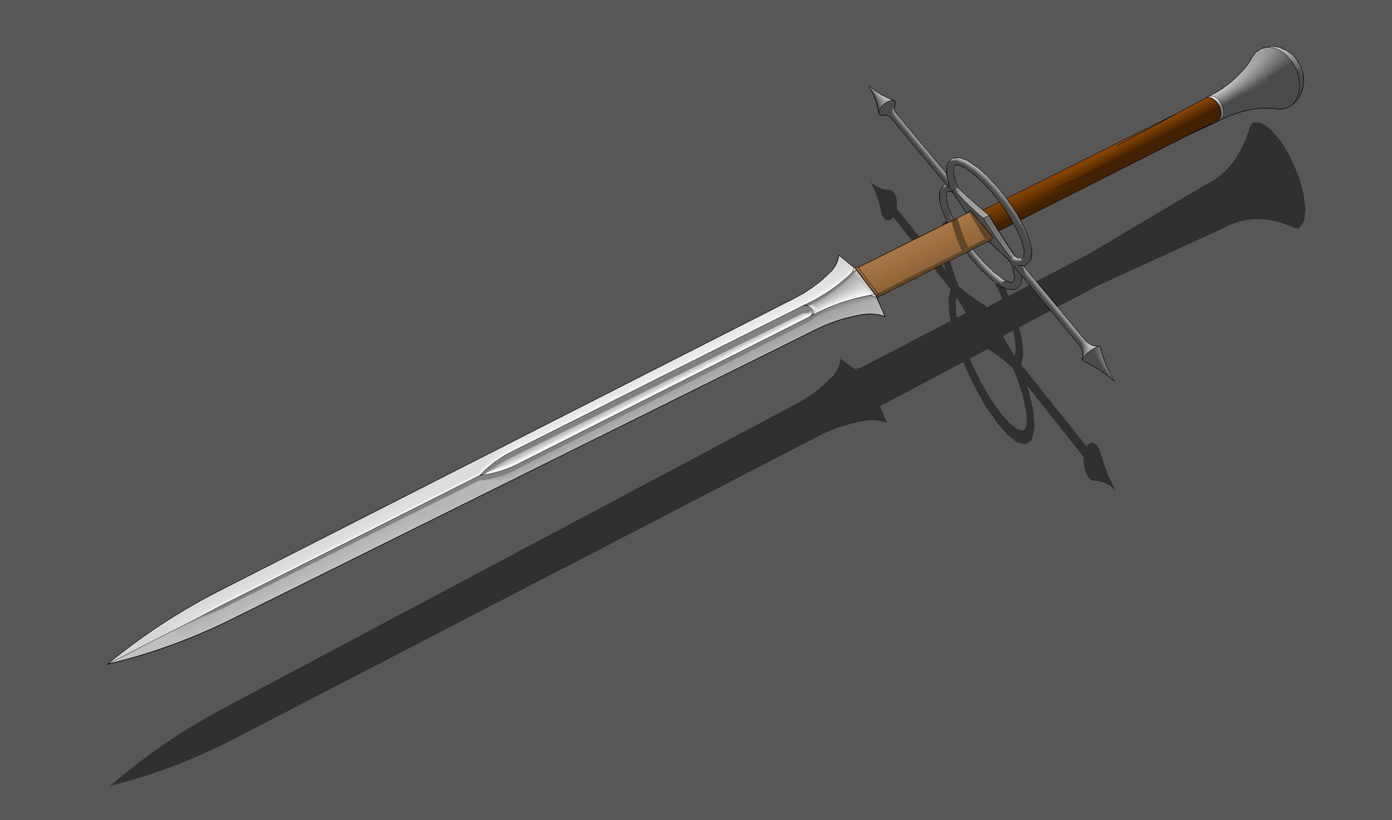Greatsword of the Lily by shad-brooks on DeviantArt