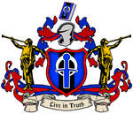 The Coat of Arms of Shad M Brooks