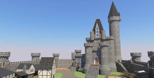 HONORGUARD, The Castle of Morane