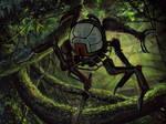 RDD #004 Jungle Exploration Mech