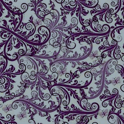 Seamless Floral Pattern by Mynimi94