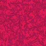 Seamless Pattern Swirly Pink