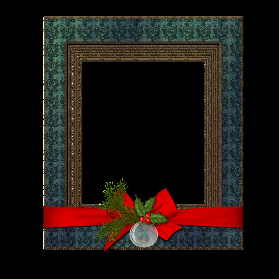 Christmas frame by Creativescrapmom on DeviantArt