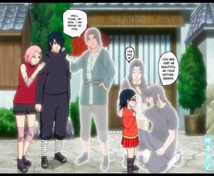 Uchiha Family by RMizukaze