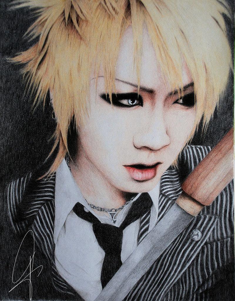 Ruki by JessicaHirano