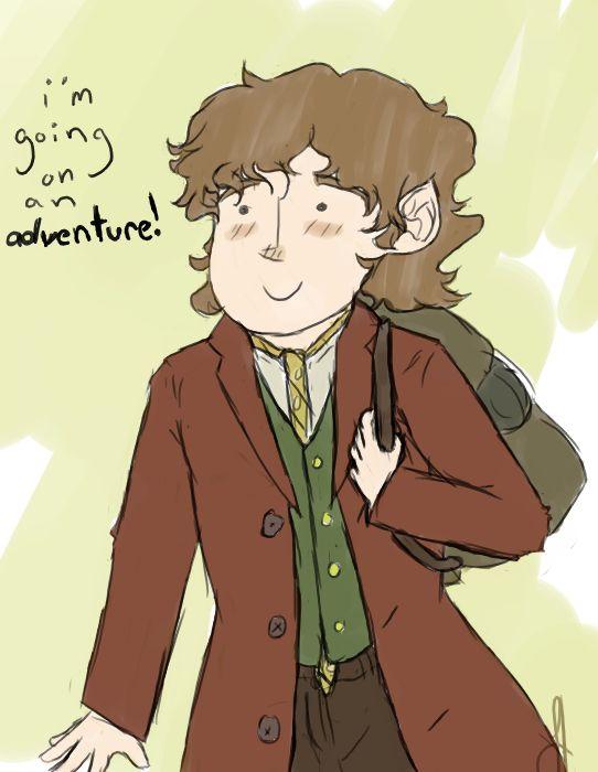 Bilbo by Heddah