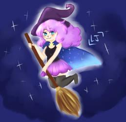 Witch Doods by LyricalJelly